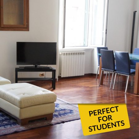 Students apartments for rental in Rome