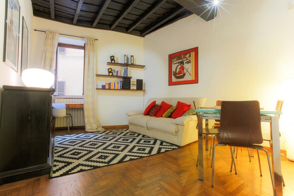 Sant Anselmo Rome Dining Room